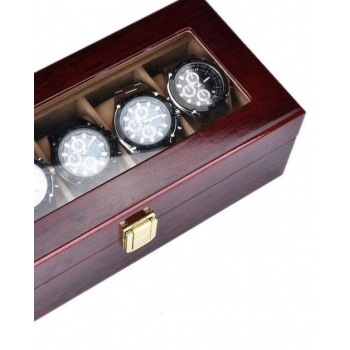 WATCH WOOD BOX