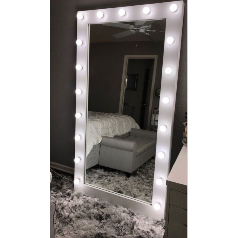 """HOLLY MIRROR """"LARGE"""""""